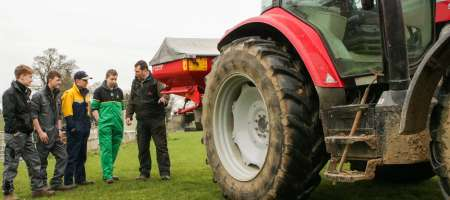 Agriculture (Level 3 Advanced Technical Extended Diploma) - Suffolk Rural (Otley)