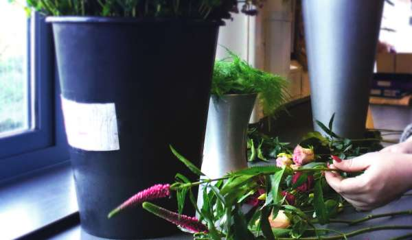 Floristry (City & Guilds Level 3 Certificate) - Suffolk Rural (Otley) (Part-Time)