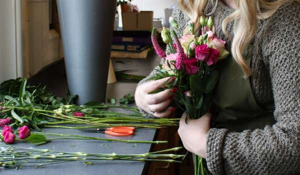 Floristry (Level 2 Award, Part Time) – Suffolk Rural (Otley) - January 2021 Start