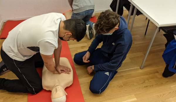 Level 2 Award in Basic Life Support
