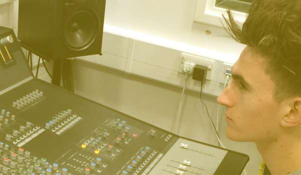 Music Performance and Production - Technology Pathway (UAL Level 2 Diploma)