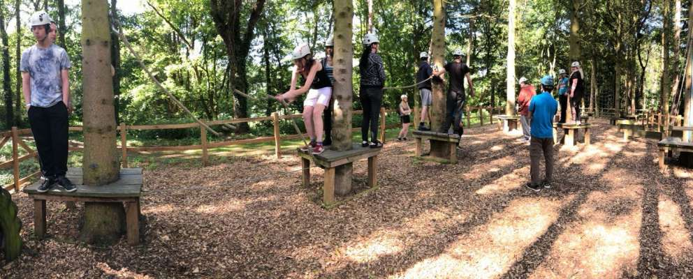 Prince's Trust Team programme with Inspire Suffolk
