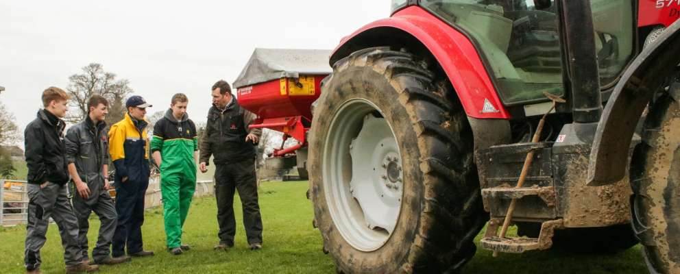 Agriculture (Level 2 Diploma) - Suffolk Rural (Otley)