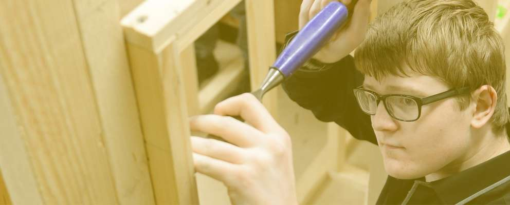 Carpentry & Joinery (CSkills Awards Level 1 Diploma)