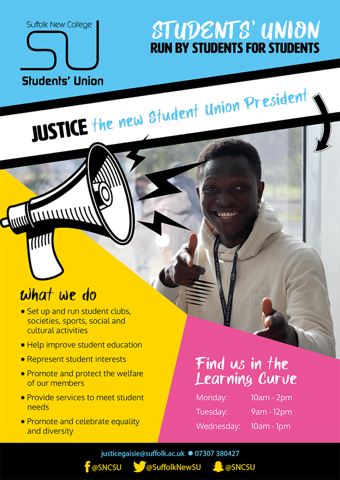 New Guidance To Help Protect Student >> Suffolk New College S Dedicated Students Union