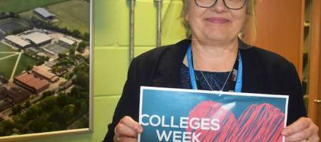 College campuses feel the love for national education campaign