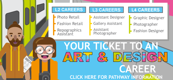 Art and Design Pathway thumbnail - click for further details