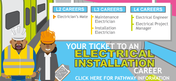 Electrical Installation Pathway thumbnail - click for further details